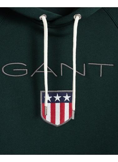 Gant Sweatshirt Yeşil